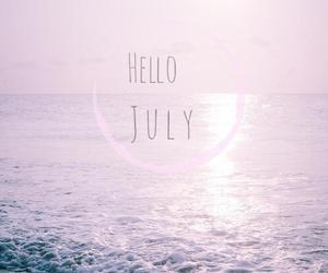 hello, Hot, and july image