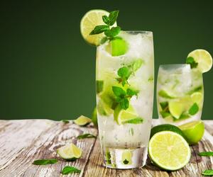 drinks, mojito, and summer image