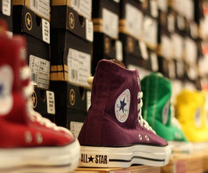 converse, shoes, and cool image