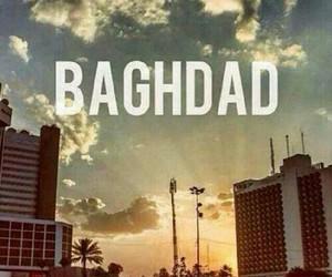 baghdad, حُبْ, and عراقية image