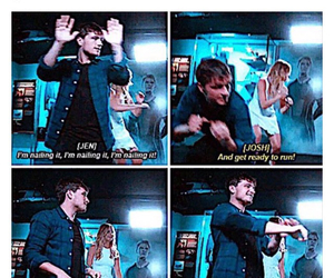 dancing, funny, and Jennifer Lawrence image