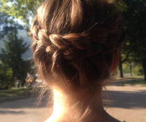 boho, bolzano, and braid image