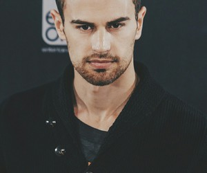 premiere, insurgent, and theo image