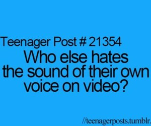 voice, video, and hate image
