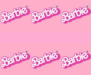 barbie and pink image