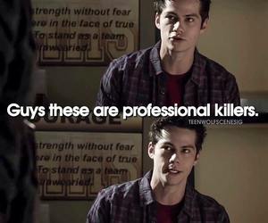 teen wolf and stiles image