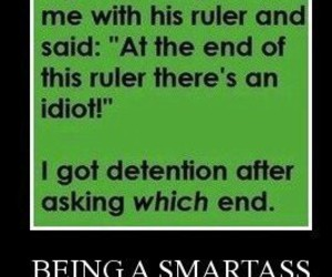 funny, lol, and smartass image