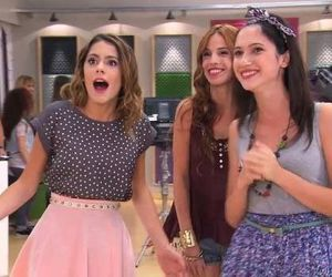 violetta and friends image