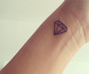beautiful, diamond, and happy image