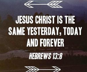 jesus christ, word of god, and bible image