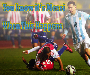 argentina, Barca, and crazy image