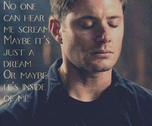 supernatural, quotes, and dean image