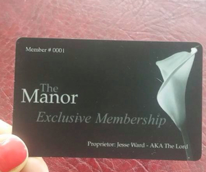 member, the lord, and the manor image