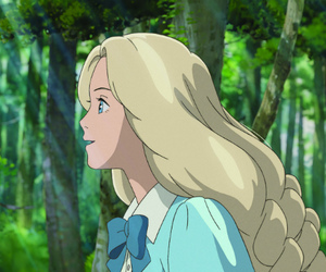 anime, Marnie, and when marnie was there image