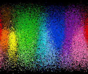 color and rainbow image