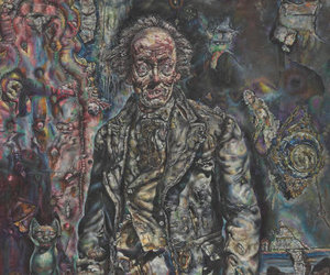 art, painting, and the picture of dorian gray image