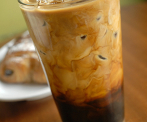 beverage, cofee, and drink image