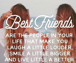 Quote Smile And Bestfriends Image