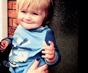 theo horan, baby, and beautiful image