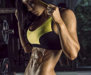 diet, exercise, and fit image