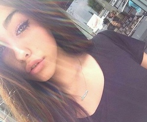 madison beer and beautiful image