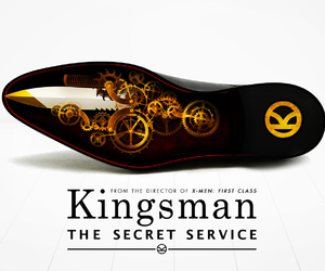 fashion, movie, and kinsman image