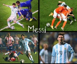 10, football, and argentina image
