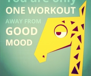fit, fitness, and giraffe image