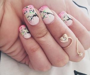 elegant, manicure, and cute image