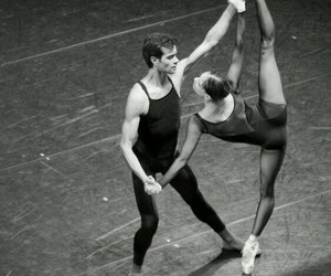 ballet, beautiful, and boy image