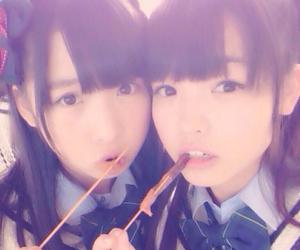 idol, japanese, and girls group image
