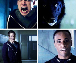 teen wolf, season 5, and liam image