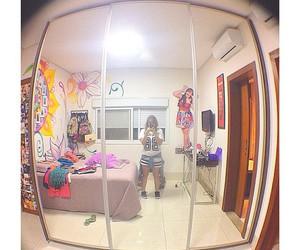 quarto, bagunça, and meu quarto image
