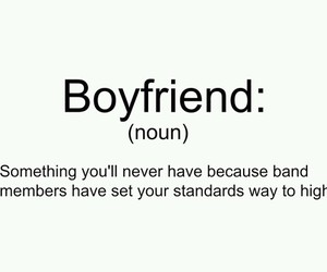 band, boyfriend, and funny image