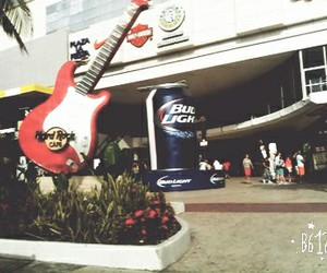 cancun, mexico, and hard rock image