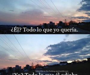 frases en español, love, and Él image