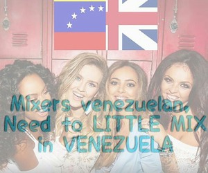 venezuela and little mix image