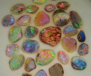 brightness, color, and stones image