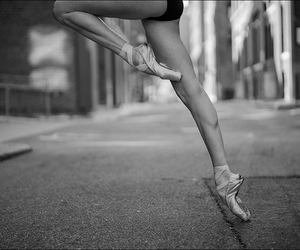 ballerina, pretty, and ballet image