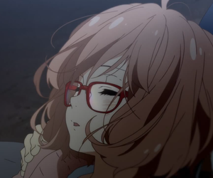 anime and kyoukai no kanata image
