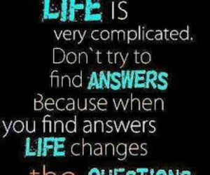 life, quotes, and answer image