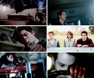 teen wolf, season 5, and stiles stilinski image