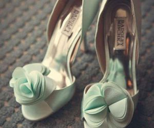 floral, pastel, and shoes image