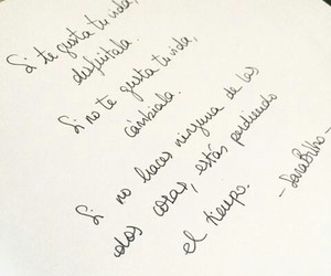 espanol, phrases, and poesia image
