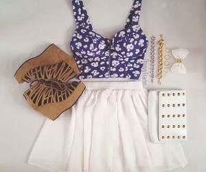 fashion, cute clothing, and summer outfits image