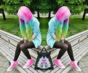 alt girl, alternative, and grunge image