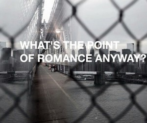 grunge, romance, and dark image