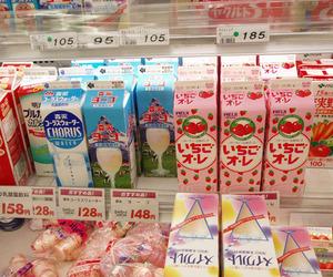 milk, japan, and kawaii image