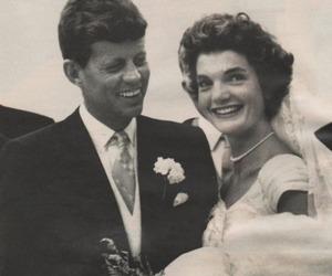 50s, JFK, and vintage image