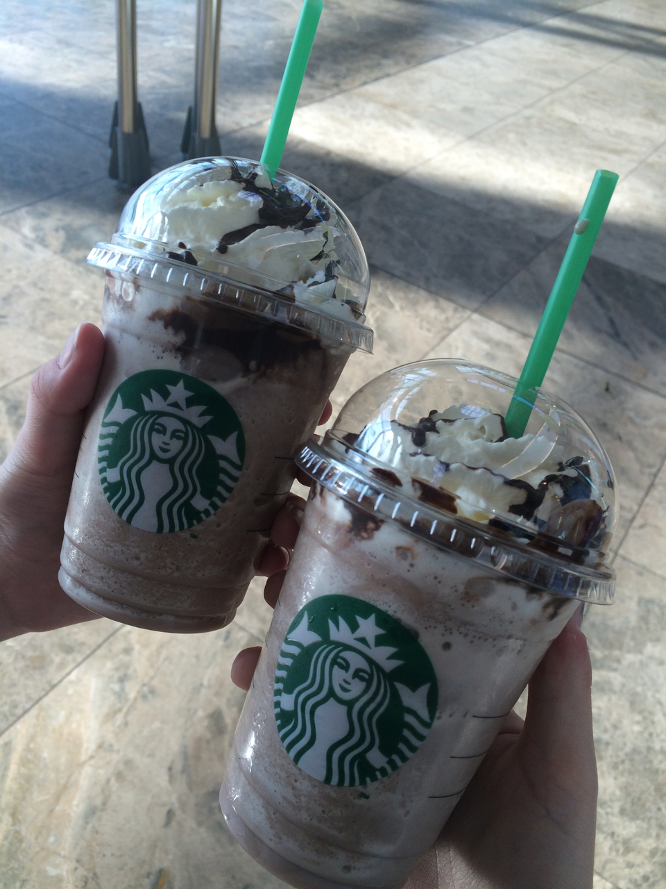 starbucks and frappe image